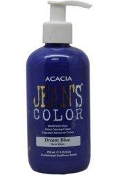 Acacia Jeans Color Saç Boyası Mavi Rüya 250 Ml