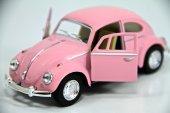 Woswos Çek Bırak Araba 1967 Volkswagen Klasik Araba Metal Diecast