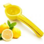 Limon Sıkacağı Limonatör Çelik Limon Sıkacağı Renkli