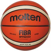 Molten Fıba Onaylı Deri 6 No Basketbol Topu Bgm6x