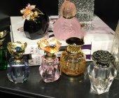 Sadehomedecor Lucky Art Mavi Zümrüt Parfümlük Şişe 6 Ml