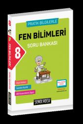 şenol Hoca 8. Sınıf Fen Bilimleri Soru Bankası