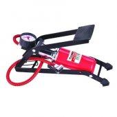 Kalın Piston Bisiklet Pompası Top Şişirme Hava Ayak Pompası Kalın