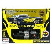 Fenerbahçe Mustang Rc Araba 1 24