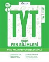 Bilfen Yayınları Tyt Fen Bilimleri Depar Konu Anlatımlı Ve Örnek