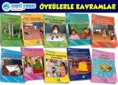 Okul Öncesi Öykülerle Kavramlar Dizisi (10 Kitap) (3 4 5 Yaş)