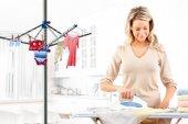 çamaşır Kurutma Askısı Oda Ve Balkon Modeli Fami Çamaşırlık