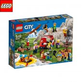 Lego City Town İnsan Paketi Doğa Maceraları 60202 Bj 70lsc60202