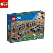 Lego City Trains Raylar Eğitici Zeka Geliştiren Oyuncak