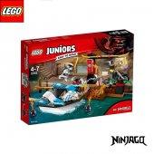 Lego Juniors Zanein Ninja Teknesi Takibi Eğitici Zeka Geliştiren