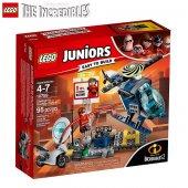 Lego Juniors İnanılmaz Aile Elastikkızın Çatı Takibi 10759 Bj 70