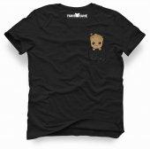 Tshirthane Groot Baby Ceb Kısakollu Tişört