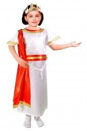 Romalı Kız Kostümü Çocuk Kıyafeti