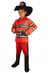Itfaiyeci Kostümü Çocuk Kıyafeti