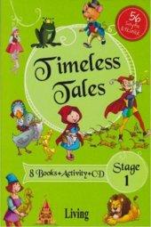 Living Timeless Tales İngilizce Hikaye Seti Stage 1 10 Kitap