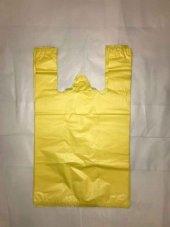 Atlet Poşet Hışır Orta Sarı 1 Kg