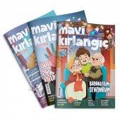 Mavi Kırlangıç Çocuk Dergisi Aboneliği