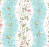 Floral Collection 5085 Non Woven Çiçekli Duvar Kağıdı