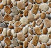 Stone And Wood 6001 Taş Desenli Duvar Kağıdı