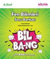 Kültür 6.sınıf Fen Bilgisi Soru Bankası (Bil Bang)