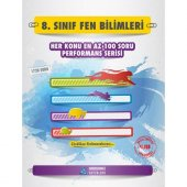 Cevdet Özsever 8.sınıf Fen Bilimleri (Her Konu En Az 100 Soru)