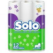 Solo Kağıt Havlu 12 Li