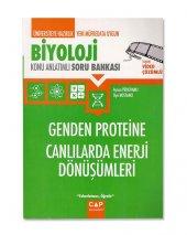 Biyoloji Genden Proteine Canlılarda Enerji Dönüşümü (Çap Yayınlar