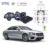 Mercedes Benz E Serisi Steg Italy Sound System Full Paket