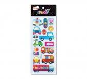 Ticon 138041 Sticker Puffy Tps 11