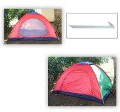 4 Kişilik Kolay Kurulumlu Kamp Çadırı