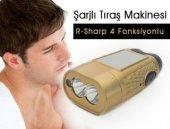 4 Fonksiyonlu Şarjlı Tıraş Makinesi