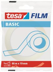 Tesa Basic Film Bant Şeffaf 19 Mm X 66 M Tekli