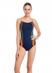 Dagi Kadın İnce Askılı Yüzücü Mayo Turuncu B0118y0031trc