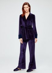 Dagi Kadın Pijama Takımı Mor B0218k0051mor
