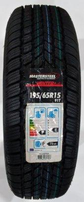 Mastersteel 195 65 R15 91t Wınter Is W Kar Lastiği, 2012 Tayland