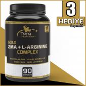 Torq Nutrition Gold Zma + L Arginine Complex 90 Kapsül