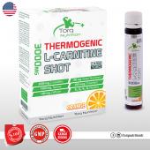 Torq Nutrition Thermogenic L Carnitine Shot 3000 Mg 8 Adet Portakal Aromalı