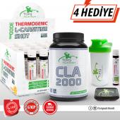 Torq Nutrition Fıt Pack Thermogenic L Carnitine Shot 3000 Mg 20 Adet + Cla 2000 100 Jel Kapsül