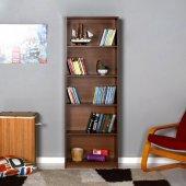 Adore Max 5 Raflı Kitaplık Ceviz