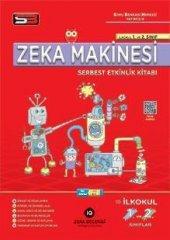 1. Ve 2. Sınıf Zeka Makinesi Serbest Etkinlik Kitabı Sbm Yayınları