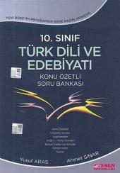 Esen 10. Sınıf Türk Dili Ve Edebiyatı Konu Özetli Soru Bankası