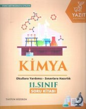 11.sınıf Kimya Soru Bankası Yazıt Yayınları