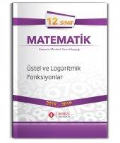 12.sınıf Matematik Kazanım Merkezli Soru Bankası Seti Sonuç Yayınları