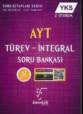 Karekök Ayt Yks 2. Oturum Türev İntegral Soru Bankası Yeni