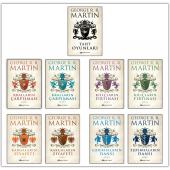 Taht Oyunları Serisi George R. R. Martin 9 Kitaplık Set
