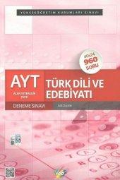 Fdd Ayt Türk Dili Ve Edebiyatı 40x24 Deneme Sınavı