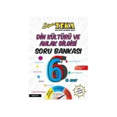 Nartest 6. Sınıf Süper Zeka Din Kültürü Soru Banka...