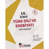 Kafadengi 10.sınıf Türk Dili Ve Edebiyatı Soru Ban...