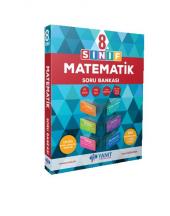 8.sınıf Matematik Soru Bankası Yanıt Yayınları