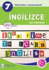 7.sınıf İngilizce Soru Bankası Bilgiyolu Yayınları